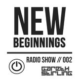 New Beginnings Podcast // 002