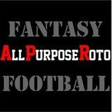Fantasy Football Rookie Flash Back Flash Forward RB