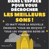 La Nouvelle émission de Matt - la redif du 29-09-2017 - www.rg33.fr
