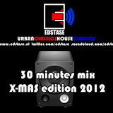 Edstase - 30 minutes mix (X-MAS edition 2012)