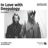 In Love with Deepology @ Megapolis 89,5 FM Moscow (27.11.2016)