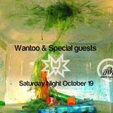 Bass Arcade Music @ Ink Memphis 10/19/13 - Wantoo / Wealth / Kid J