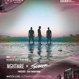 NGHTMRE & SLANDER (Gud Vibrations) - Live @ Ultra Music Festival Miami 2018 (EDMChicago.com)