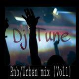 Rnb/Urban mix (vol 1) performed by Dj tune mercy