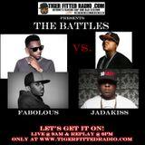 The jump - Fabolous vs Jada Battle