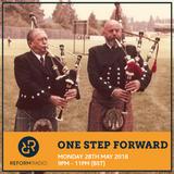 One Step Forward 28th May 2018