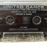 Hype - United Dance - The End of an Era, the last event at Bagleys, 14th June 2003