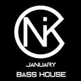 Bass House - January #PODCAST2017
