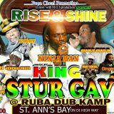 SturGav @ St Ann's  ( Ruba dub Camp ) _early juggling _Uroy-G Trees K Vibes & Donovan  Dec 10-2016