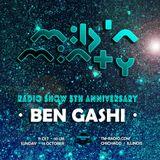 Ben Gashi_-_Mild_N_Minty_5th_Anniversary_Radioshow_on_TM_Radio_October_2019
