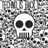 Rodrigo Vhans - Techno Is Back! Julio 2015