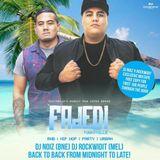 DJ NOIZ & DJ ROCKWIDIT - FADED MIXTAPE VOL 2