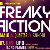 LORD FLAMES @ FREAKY FICTION#Lisboa (Portugal)