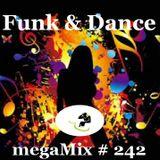 megaMix #242 Funk & Dance