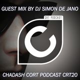 Chadash Cort August Podcast 2014-CRT20 Guest Mix By Simon De Jano