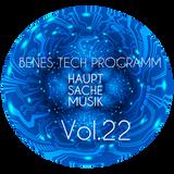Rautemusik Techhouse Benes Tech Programm Vol. 22