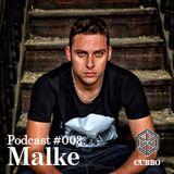 CUBBO Podcast #003: Malke (BRA)