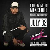 The E D G E - 96.1 M I X M A S T E R - MIX8 (02.JULY.16) mixed: DJ.MO™