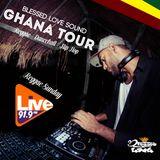 Blessed Reggae Sundays pt. 2 on LiveFM GHANA