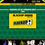 Kingstongrado Radio Show  Vol. 45 - BlackUp Sound - Feb.2013
