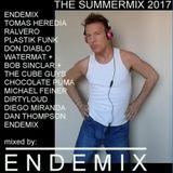 ENDEMIX - THE SUMMERMIX 2017