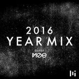 2016 YEAR MIX : GUEST DJ moe (Hi RADIO #004)