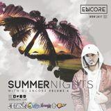 """Summer Nights"" With DJ Encore Volume 6"