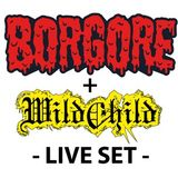 Wildchild - Live From Slovakia (BORGORE Opening Set) 14th Sept 2012