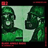 Black Jungle Radio w/ Jeremiah Jae & Oliver The 2nd - 19th September 2017