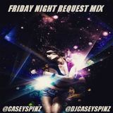 FRIDAY NIGHT REQUEST MIX - HALLOWEEN EDITION _LIVE - 2015 (CLEAN)