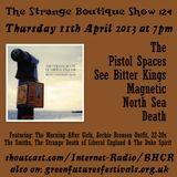 The Strange Boutique Show 124