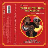 Chinese New Year 2018 - Year of the Dog mixtape for Shojo, Ruckus & BLR