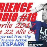 Dj Bluespark - X-Perience guestmix on Radio Gamma 5 28.04.17
