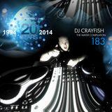 20 YEARS OF DANCE 1994-2014 MEGAMIX by DJ Crayfish