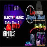 ⇜''GET ELECTRO MUSIC INTO THE DEEP HOUSE''⇝ [ Boyan Hoof @ Live Session@ 26/05/2018