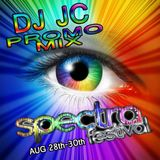 DJ JC SPECTRA PROMO MIX