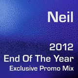 NeiL - 2012 End Of The Year Mix