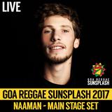 Naaman - Goa Sunsplash 2017 - Main Stage Set (LIVE)