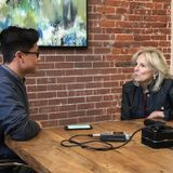 WDCR Interview with Dr. Jill Biden