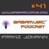 BABAMUSIC Podcast #41 :: Franz Johann