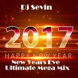 Dj Sevin - New Years Eve 3hr Mega Mash-up Mix -