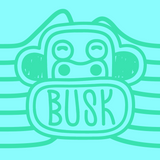 MUSIC IS BUSK