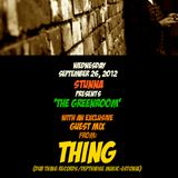 Thing - Stunna Greenroom Guestmix 26-09-2012 bassdrive.com