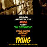 Thing - Stunna Greenroom Guestmix 26-09-2012 bassdrive.com