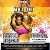 DJ QUALIFI EXTRA CREDIT MIX#19:SOCA CUP