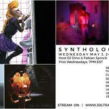 SYNTHOLOGY 101 May 2017 Edition hosted by DJ DINO & Fabian Sprock on JOLT RADIO