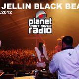 DJ JELLIN - Planet Radio Black Beats Show - 06.12.2012