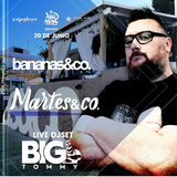 The sound of Formentera by BigTommy live #1 :: Live set at Bananas&Co Formentera 20th june 2017
