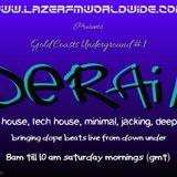 Putting Down Beats UK Breakfast Jams Show - live on LazerFM - jim jams mix - 07042018