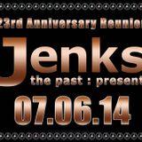 Jenks 23rd Anniversary Blackpool Danny Dee